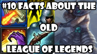 10 League of Legends Facts New Players Never Faced :P