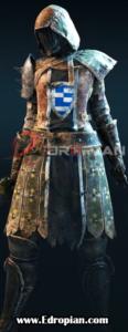 Achernar-Heroic-End-Gear-Armor-Set-Full---For-Honor---Edropian