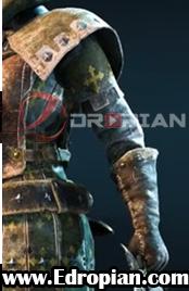 Achernar-Heroic-End-Gear-Armor-Set-left-Arm---For-Honor---Edropian