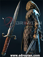 Atolm-Dagger-Heroic-Weapon-Set-For-Peacekeeper-in-For-Honor