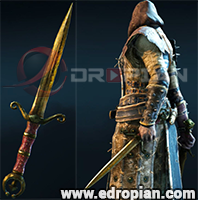 Craymen-Dagger-Heroic-Weapon-Set-For-Peacekeeper-in-For-Honor