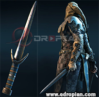 Culgan-Dagger-Heroic-Weapon-Set-For-Peacekeeper-in-For-Honor