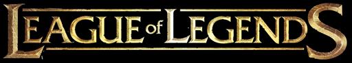 Esports league Of Legends Logo