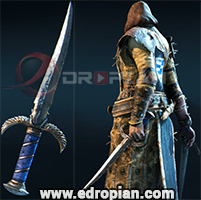 Eveanne-Dagger-Heroic-Weapon-Set-For-Peacekeeper-in-For-Honor