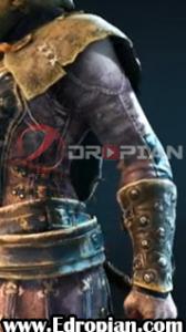 Freska-Heroic-End-Gear-Armor-Left-Arm---For-Honor---Edropian