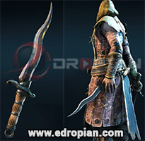 Gilian-Dagger-Heroic-Weapon-Set-For-Peacekeeper-in-For-Honor