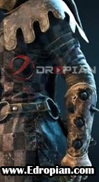 Iseldis-Heroic-End-Gear-Armor-Set-Left-Arm---For-Honor---Edropian
