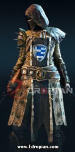 Kinett-Peacekeeper-Heroic-End-Gear-Armor-Set-Full---For-Honor---Edropian