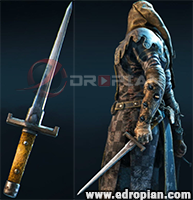 Leome-Dagger-Heroic-Weapon-Set-For-Peacekeeper-in-For-Honor