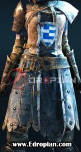 Lysanthir-Peacekeeper-Heroic-End-Gear-Armor-Set-Chest---For-Honor---Edropian