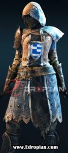 Lysanthir-Peacekeeper-Heroic-End-Gear-Armor-Set-Full---For-Honor---Edropian