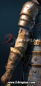 Lysanthir-Peacekeeper-Heroic-End-Gear-Armor-Set-Right-arm---For-Honor---Edropian
