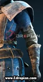 Lysanthir-Peacekeeper-Heroic-End-Gear-Armor-Set-left-arm---For-Honor---Edropian