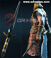 Rantia-Dagger-Heroic-Weapon-Set-For-Peacekeeper-in-For-Honor