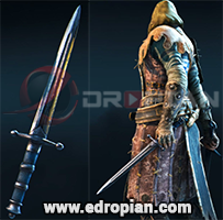 Rifanny-Dagger-Heroic-Weapon-Set-For-Peacekeeper-in-For-Honor