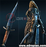 Sabatat-Dagger-Heroic-Weapon-Set-For-Peacekeeper-in-For-Honor