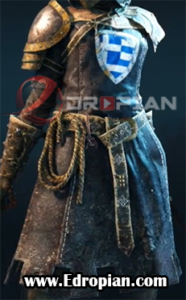Sheena-Peacekeeper-Heroic-End-Gear-Armor-Set-chestt---For-Honor---Edropian