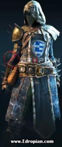 Tureis-Peacekeeper-Heroic-End-Gear-Armor-Set-Full---For-Honor---Edropian