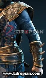 Tureis-Peacekeeper-Heroic-End-Gear-Armor-Set-Left-Arm---For-Honor---Edropian
