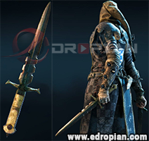 Windamier-Dagger-Heroic-Weapon-Set-For-Peacekeeper-in-For-Honor