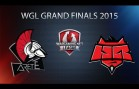 World of Tanks Grand Finals Tournament 2015 – Arete vs Hellraisers