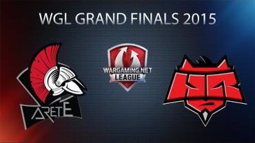 World of Tanks Grand Finals Tournament 2015 – Arete vs Hellraisers