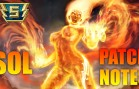 "Analyzing Smite Sol Patch Known as ""Solar Flare"""