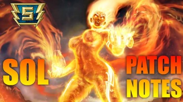 """Analyzing Smite Sol Patch Known as """"Solar Flare"""""""