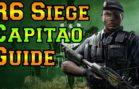 Capitao Guide – Rainbow Six Siege Operator Gameplay Review