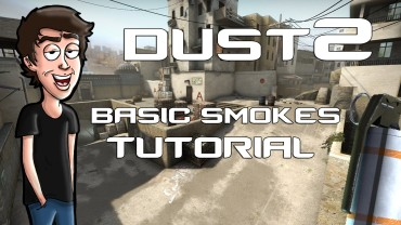 CS:GO How To Use Smoke Granades In Dust2!