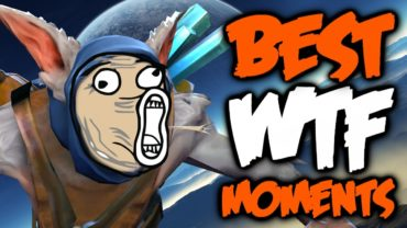 Dota 2 WTF Best moments 2016