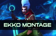 Ekko Montage #1 | Best Ekko plays 2015 | League of Legends