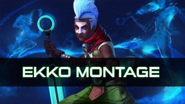 Ekko Montage #1   Best Ekko plays 2015   League of Legends