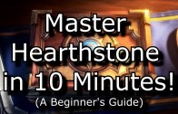 HearthStone Newbie Guide? Understand Everything In 10′