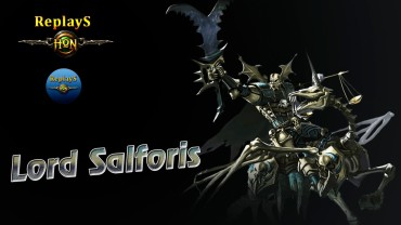 Heroes of Newerth – Dolmag – Lord Salforis 1800 MMR CIS hon