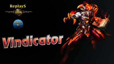 Heroes of Newerth – Vindicator – WhoAmI