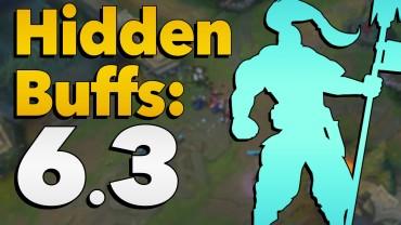 Hidden Buffs On LoL Patch 6.3? Is This The Assassins Era?