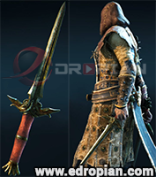 hilord-Dagger-Heroic-Weapon-Set-For-Peacekeeper-in-For-Honor