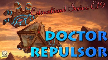 [HoN] Educational Video Guide For Doctor Repulsor