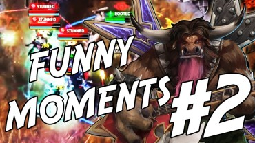 HotS Funny Moments To Make Your Day!