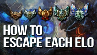 How to go from Bronze to Diamond in League of Legends Solo Duo Ranked