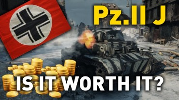 Is Pz. II Ausf. J Worth Buying it? – Complete review walkthrough