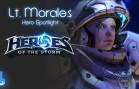 Lt. Morales New HotS Ranged Support Spotlight
