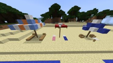 Minecraft καλοκαιρινα build
