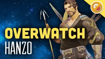 OW Having fun playing Hanzo video !