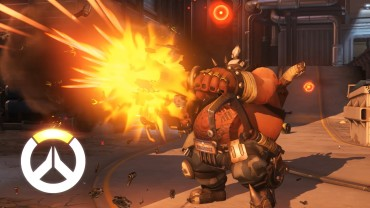 OW Roadhog Spotlight Overview Abilities