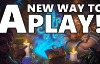 The HS New Way To Play AND Trump's Analysis – How Decks Will Change!