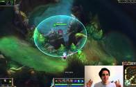 Warding Secrets on LoL S5 Map