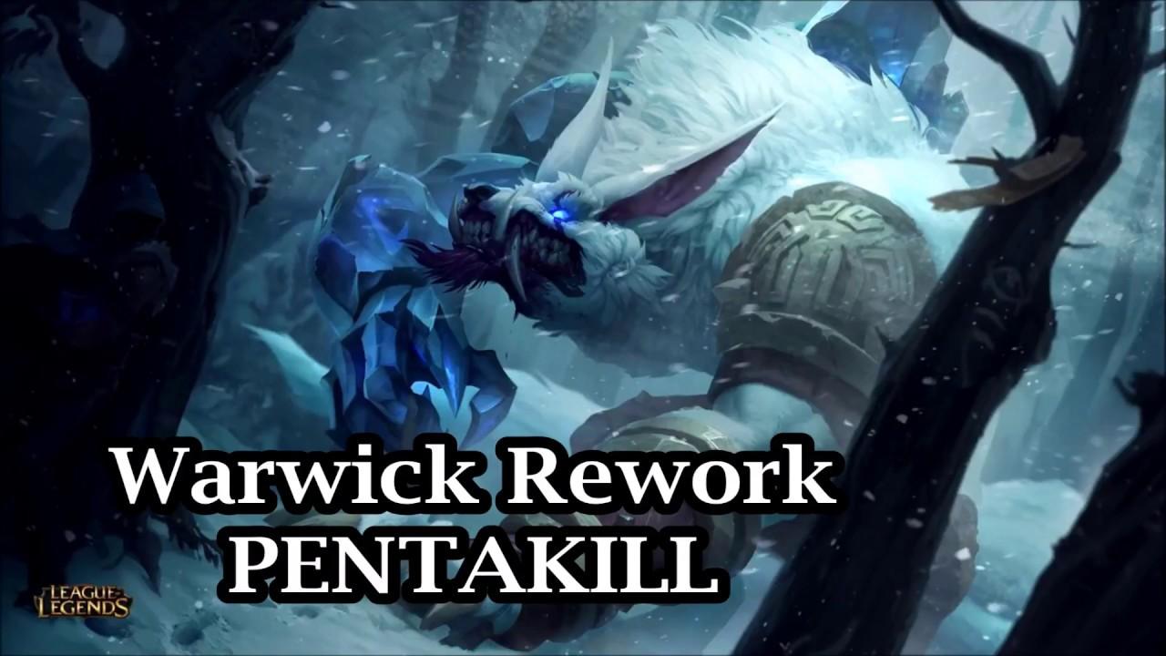 Warwick rework pentakill « Edropian - Makes You And Your Gaming