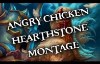 What Does Angry Chicken Say?! Hearthstone Funny Deck